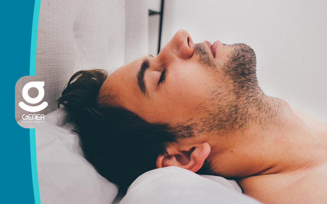 síndrome de la apnea del sueño