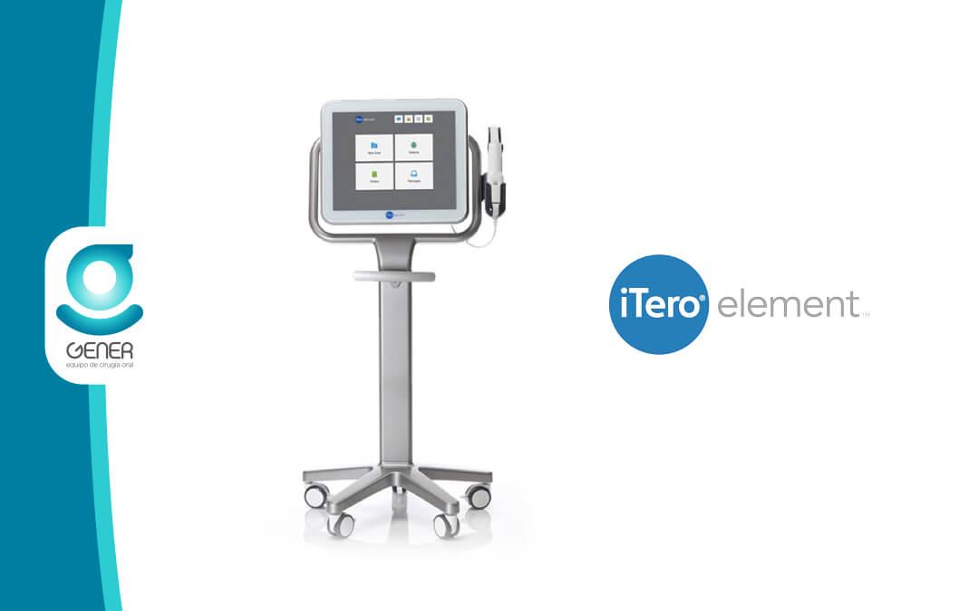 iTero: el escaner intraoral más preciso, a tu disposición en GENER